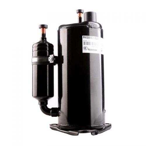 کمپرسورهای روتاری و تشخیص خرابی کمپرسور کولر گازی