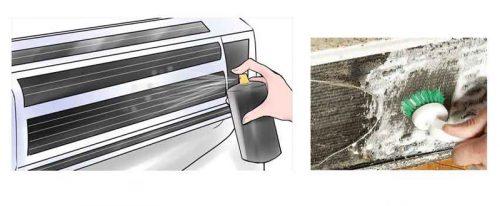 راه حل های کم شدن پرتاب باد کولر گازی و رفع عیب پرتاب دوده