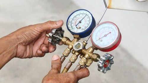 تعمیر کولر گازی مشهد