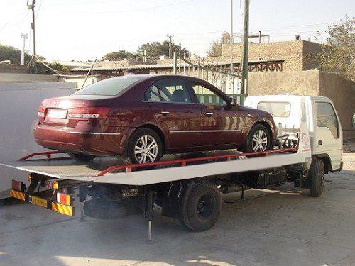 حمل خودرو توسط ماشین های مطمئن و منصف