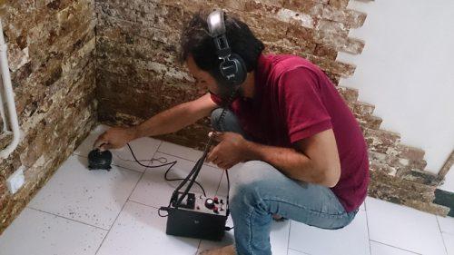 تشخیص ترکیدگی لوله با دستگاه در تهران رفع نم بدون خرابی