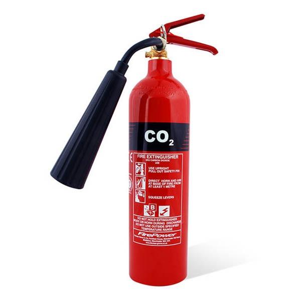 کپسول آتش نشانی یدک کش