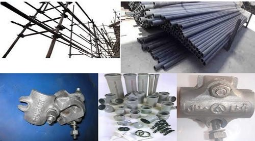 ابزار و تجهیزات داربست