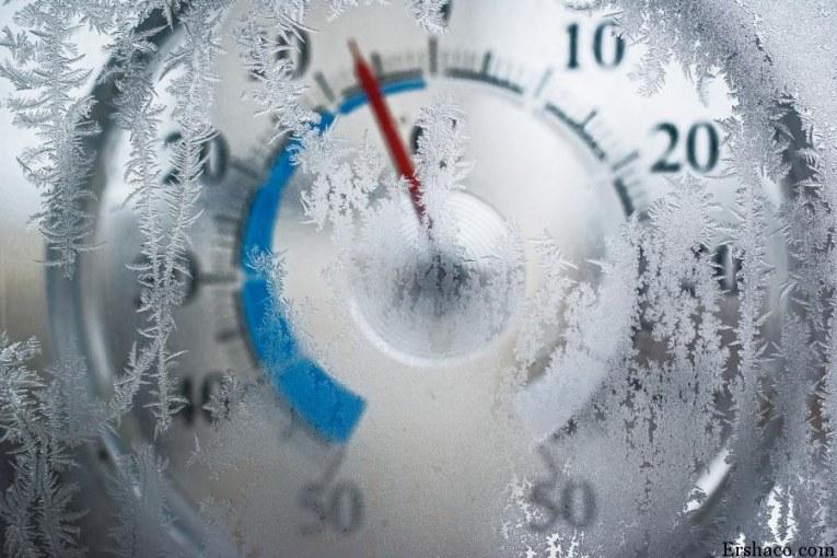 تنظیم دمای یخچال فریزر