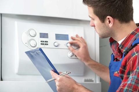 تنظیم فشار آب پکیج گرمایشی