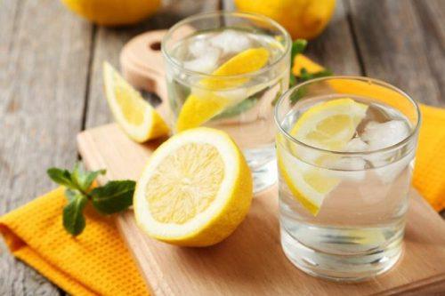 لوله بازکنی با سرکه و لیمو