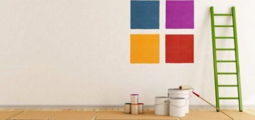 5 اشتباه رایج در رنگ کاری ساختمان
