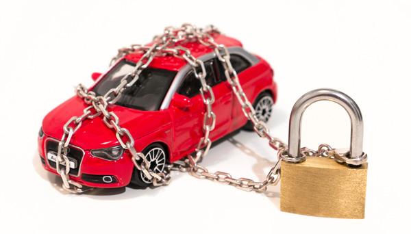 حفظ امنیت خودرو