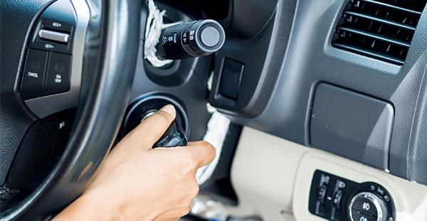 تاثیر استارت در جلوگیری از خالی شدن باتری خودرو