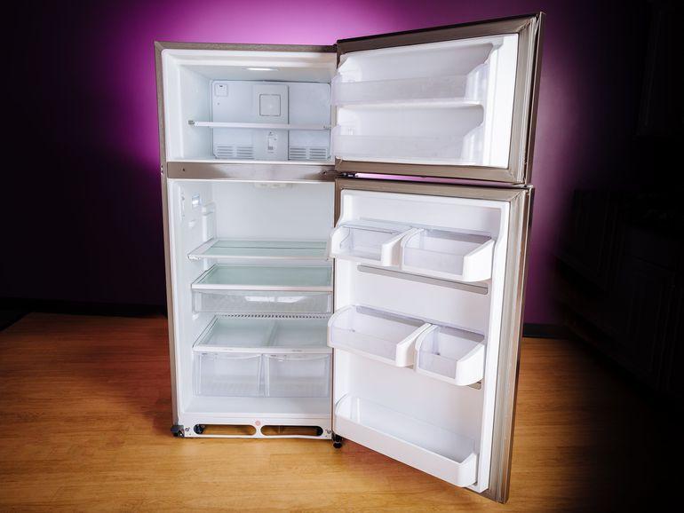 تراز کردن یخچال