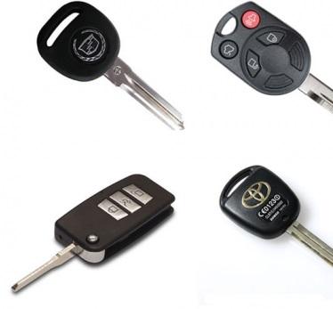 ساخت کلید یدک خودرو