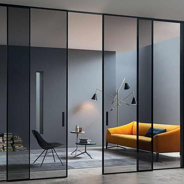 آشنایی با انواع قفل درب شیشه سکوریت و نحوه نصب آن