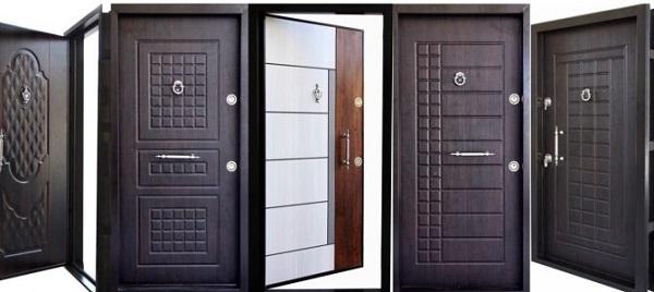 مقایسه درب ضد سرقت و درب معمولی