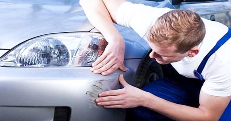 انواع آسیب های بوجود آمده بر روی رنگ خودرو
