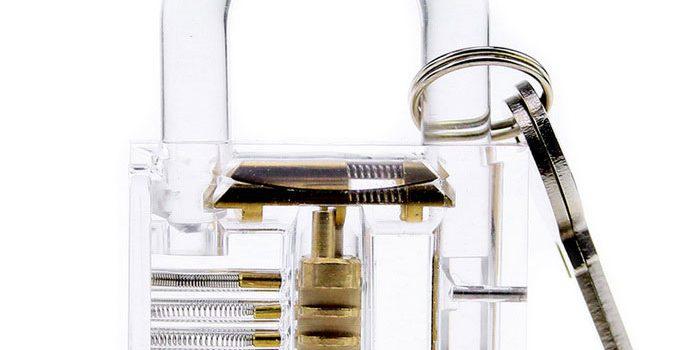 بخش های داخلی قفل های آویز