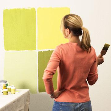 انتخاب بهترین رنگ برای رنگ آمیزی ساختمان