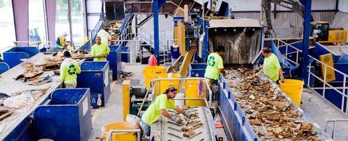 توجیه اقتصادی بازیافت نخاله ساختمانی