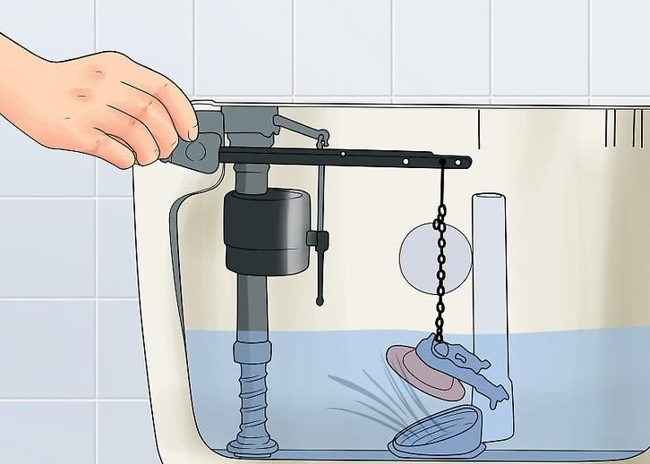 سیفون توالت فرنگی و مشکلات رایج سیفون