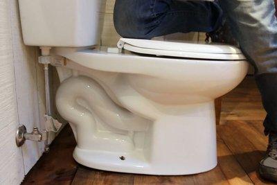 آموزش نصب کاسه توالت فرنگی