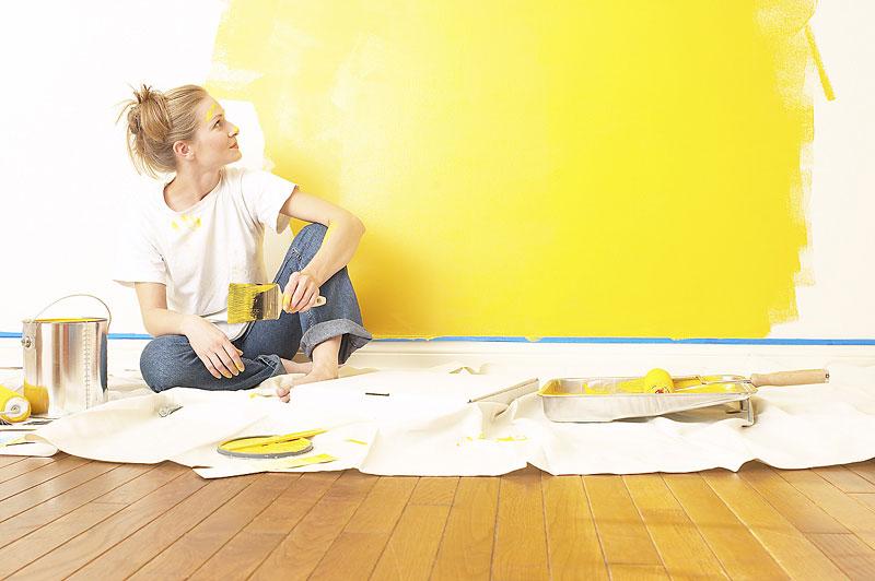 نکاتی برای مبتدی ها در نقاشی ساختمان