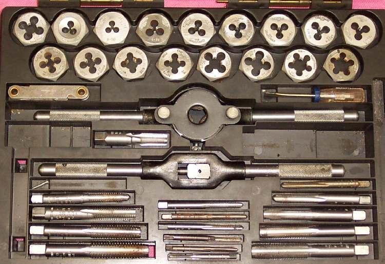 ابزار لوله کشی حدیده