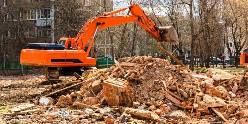ریختن نخاله ساختمانی در سطح شهر چه نتایجی به دنبال دارد؟