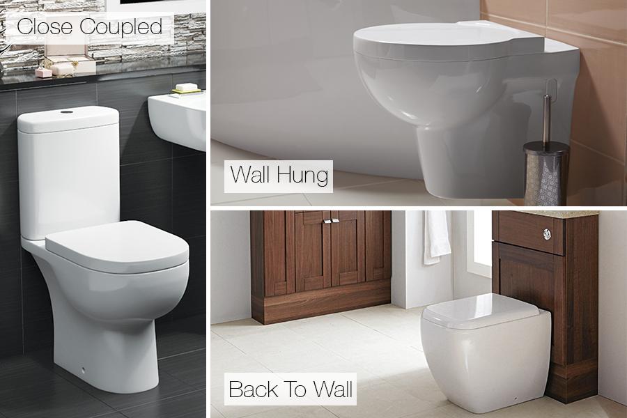 توجه به نوع توالت فرنگی هنگام خرید توالت فرنگی