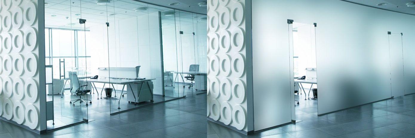 ویژگی ها و کاربرد های شیشه هوشمند