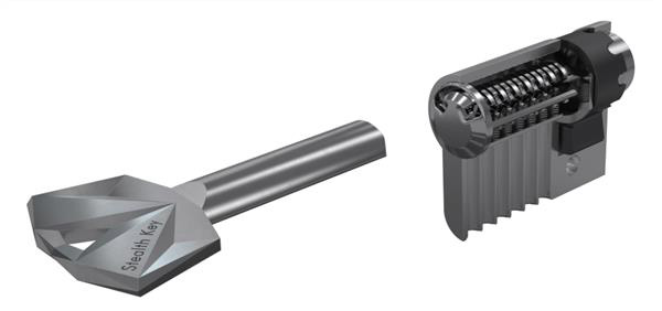 روش ساخت کلید سه بعدی