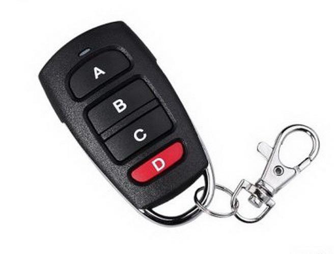 گم شدن و یا به سرقت رفتن ریموت درب پارکینگ