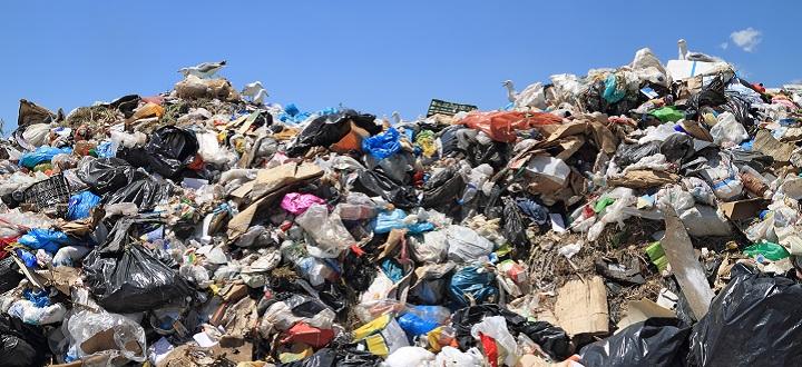 انواع زباله خانگی