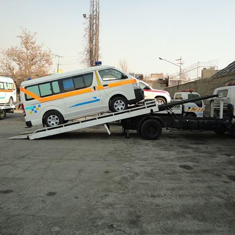 حمل خودرو و یدک کش اصفهان