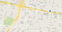 نقشه رسالت تهران