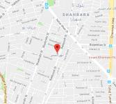 نقشه ی تهرانسر