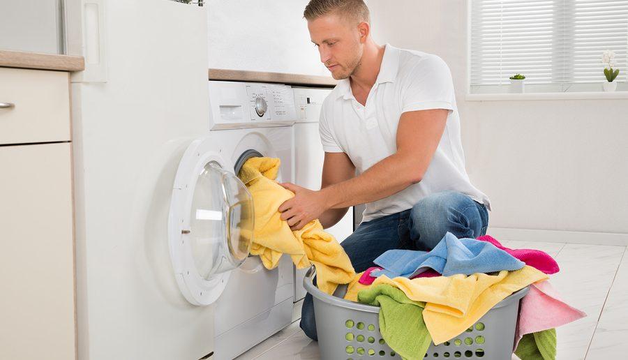 اشتباهات رایج در استفاده از لباسشویی