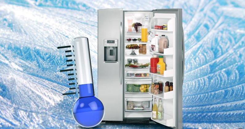 سرد نکردن بیش از حد یخچال