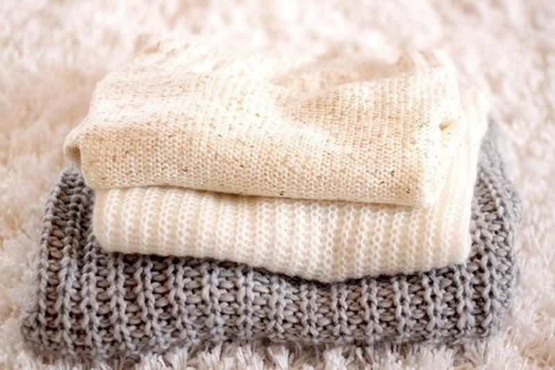 شستن لباس های پشمی و بافتنی با لباسشویی