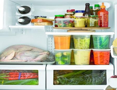 منجمد نکردن گوشت در فریزر بعد از ماندگاری در یخچال