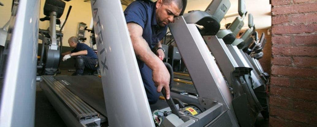 تعمیر موتور تردمیل، تعمیرکار موتور تردمیل