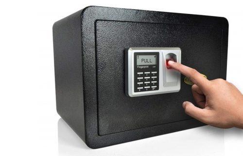 قفل ترکیبی الکترونیکی