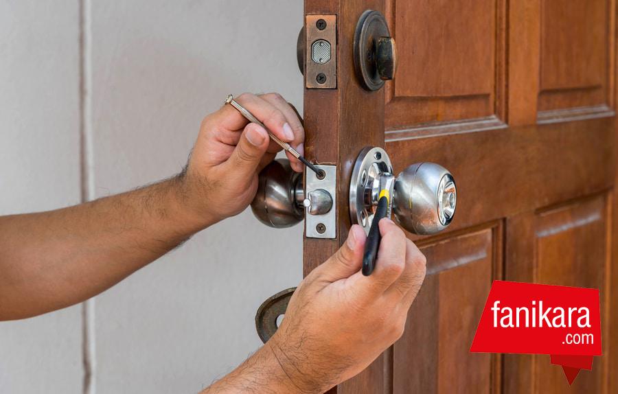 قفل و کلیدسازی شبانه روزی مشهد