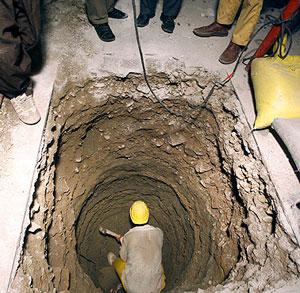 حفر چاه در تهران
