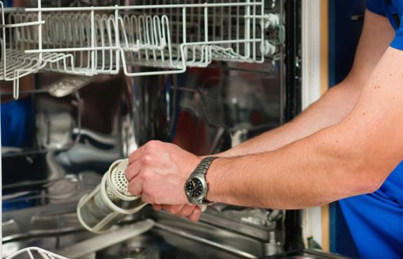 رایج ترین عیب های ماشین ظرفشویی