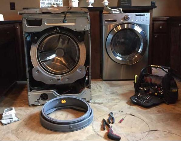 علت صدای زیاد لباسشویی- تعمیر لباسشویی در منزل شیراز