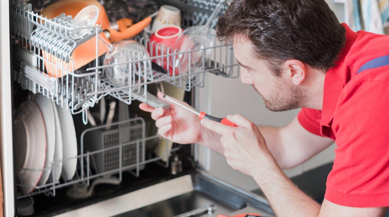 عیب های رایج و مهم در ماشین ظرفشویی