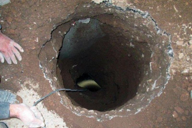 لایروبی و حفر چاه در تهران