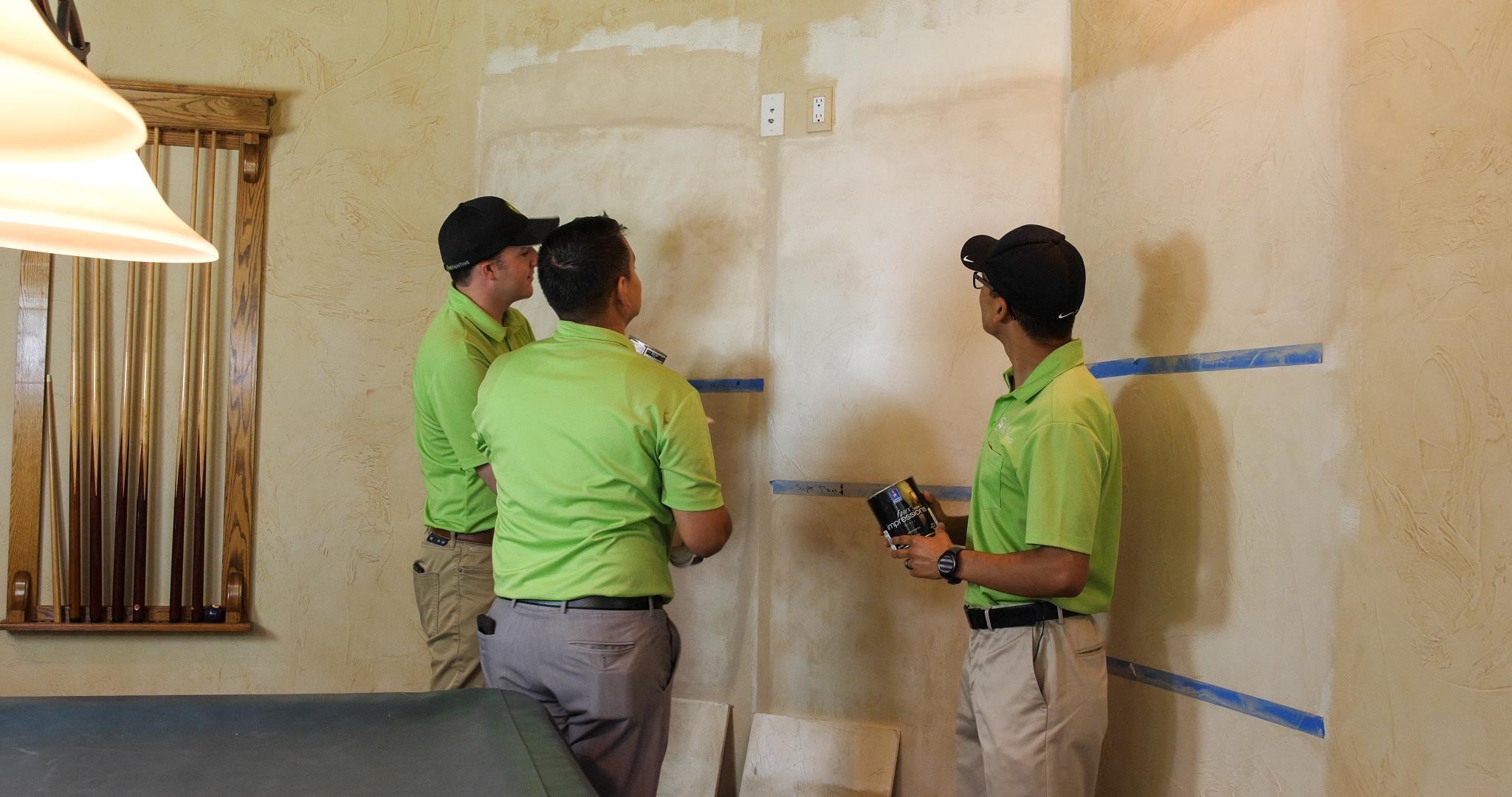 نقاشان ساختمان کرج