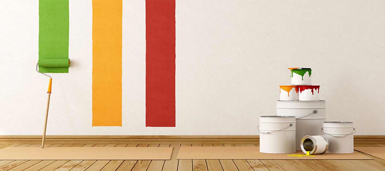 نقاشی ساختمان کرج