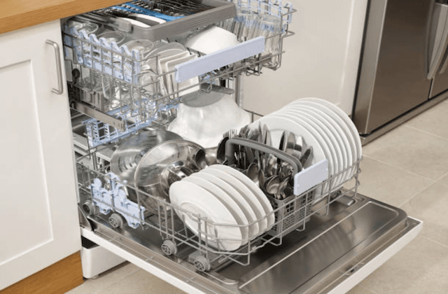 وصل کردن ماشین ظرفشویی به آب گرم