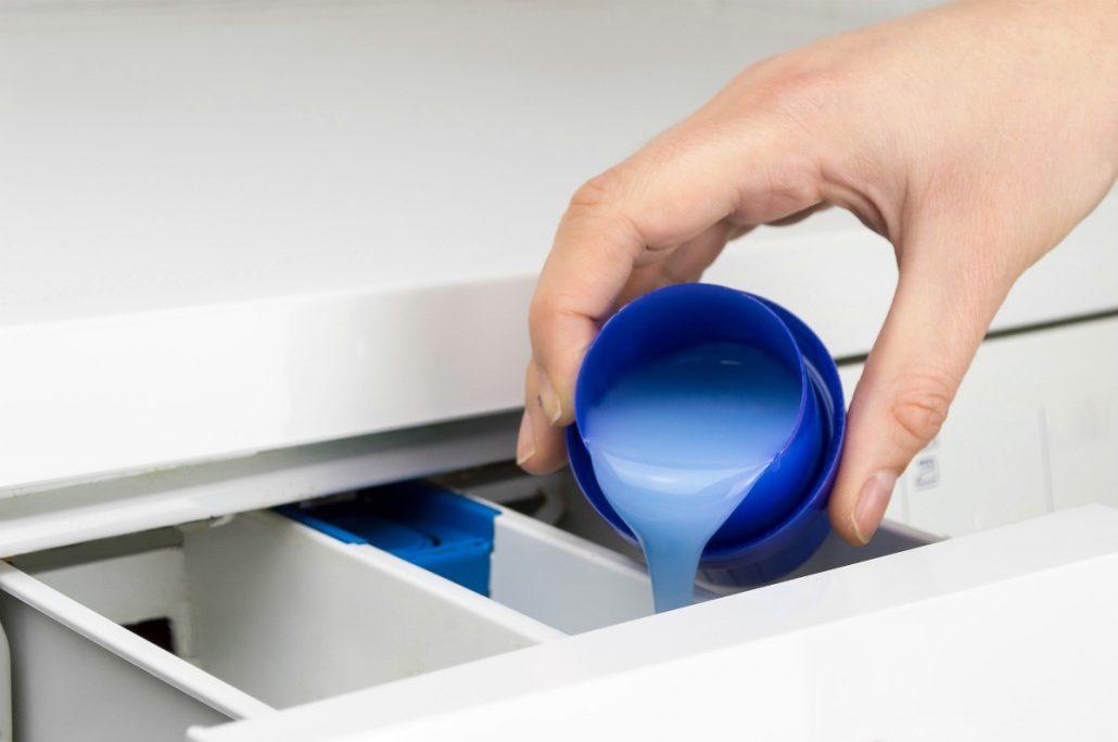 شوینده های مایع برای شستن لباس ها